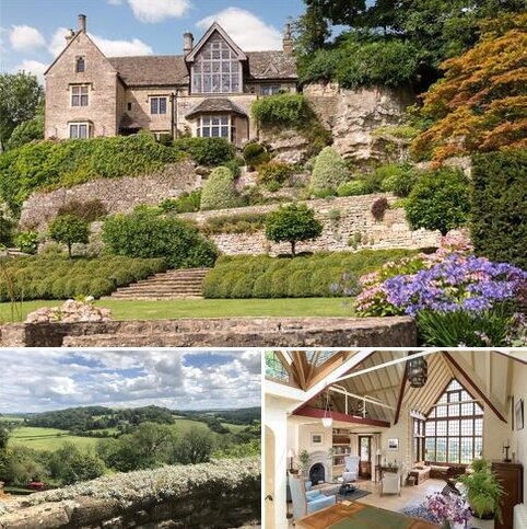 6 bedroom detached house for sale - Sharpstone, Freshford, Bath, BA2