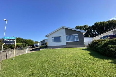 4 bedroom detached bungalow for sale - Trem Y Mor, Llanmorlais, Swansea