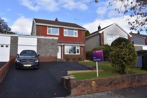4 bedroom detached house for sale - Rhyd Y Defaid Drive, Derwen Fawr, Swansea