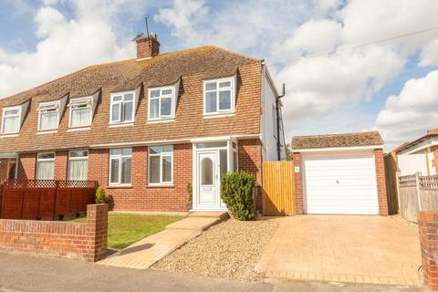 3 bedroom semi-detached house for sale - Dalmaney Close, Broadstairs