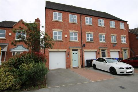 3 bedroom townhouse for sale - Blakeholme Court, Burton