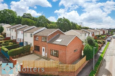 4 bedroom end of terrace house for sale - The Rise, Llandrindod Wells