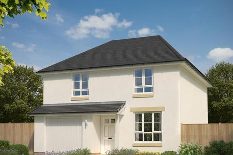 Barratt Homes - Calder Gardens - 2 Westbarr Drive, Coatbridge