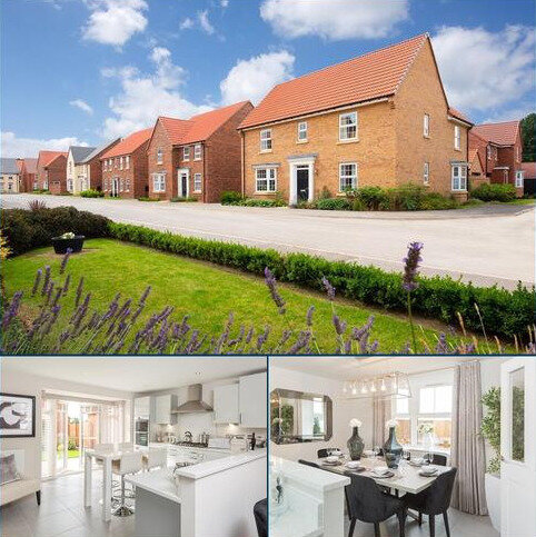 4 bedroom detached house for sale - Plot 200, LAYTON at Tranby Fields, Hessle, Jenny Brough Lane, Hessle, HESSLE HU13
