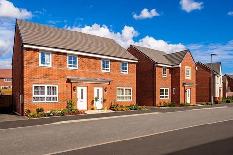 3 bedroom semi-detached house for sale - Plot 39, Maidstone at Torne Farm, Bankwood Crescent, New Rossington, DONCASTER DN11