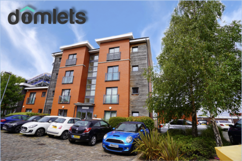 2 bedroom apartment to rent - Scott Court, Central Way, Warrington, Cheshire, WA2