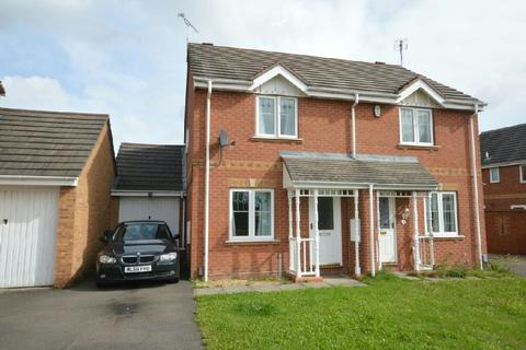 2 bedroom semi-detached house for sale - Darien Way, Thorpe Astley, Leicester