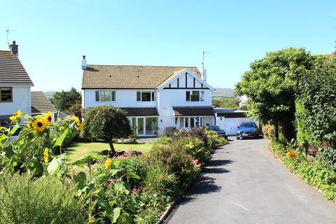 4 bedroom detached house for sale - 6 Brynview Close, Reynoldston, Gower, Swansea, City & County Of Swansea. SA3 1AG
