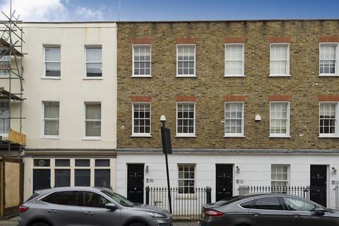3 bedroom terraced house to rent - Bell Street, Marylebone, London NW1