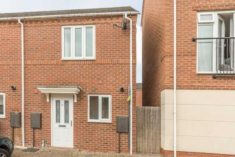 2 bedroom end of terrace house for sale - Verney Road, Banbury