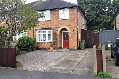 3 bedroom semi-detached house for sale - Westleigh Road, Glen Parva, Leicester, LE2 9TP