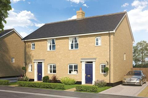 2 bedroom terraced house for sale - Kingley Grove, New Road, Melbourn, Royston, Cambridgeshire