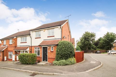 3 bedroom terraced house for sale - Fisher Close, Sutton-In-Ashfield