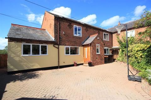 4 bedroom barn conversion for sale - Chorlton Lane, Chorlton, Nr Malpas