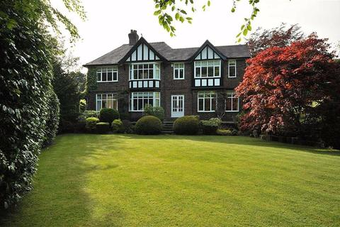 5 bedroom detached house for sale - Macclesfield Road, Prestbury