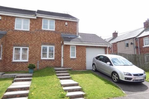 2 bedroom semi-detached house to rent - The Woodlands, Langley Park, Durham