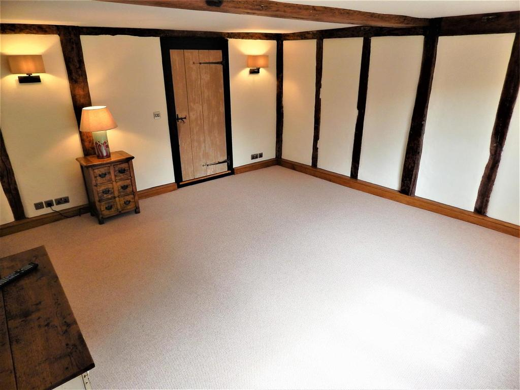 Lounge/Bedroom Four?