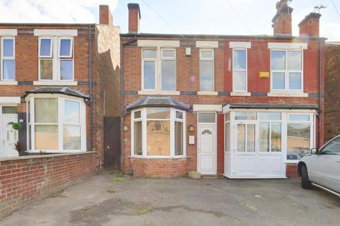 2 bedroom semi-detached house to rent - Burgass Road, Carlton, Nottinghamshire, NG3 6JL