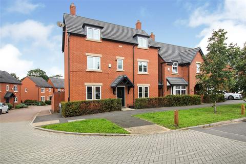 4 bedroom detached house for sale - Saxon Drive, Rothley, Leicestershire, LE7