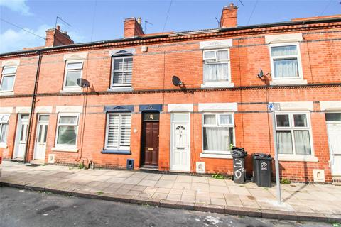 2 bedroom terraced house to rent - Herschell Street, Leicester, LE2