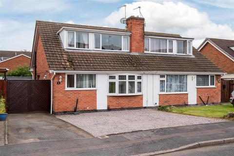 3 bedroom semi-detached house for sale - Paterson Place, Shepshed