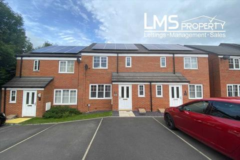 3 bedroom terraced house for sale - Brimstone Road, Winsford