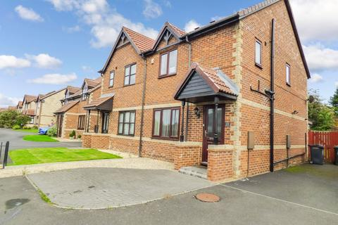 3 bedroom semi-detached house for sale - Victoria Court, West Moor, Newcastle upon Tyne, Tyne and Wear, NE12 7PE