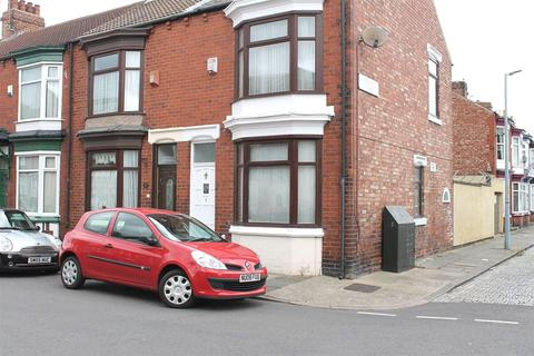 2 bedroom terraced house to rent - Clive Road, Middlesbrough, TS5 6AG