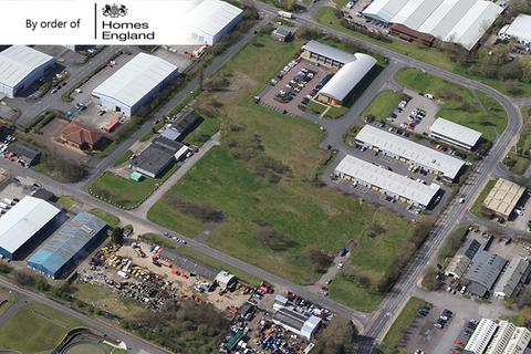 Land for sale - Site A, Carlbury Road, Aycliffe Business Park, County Durham, DL5 6BD