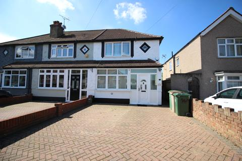 3 bedroom end of terrace house for sale - Boscombe Road, Worcester park KT4
