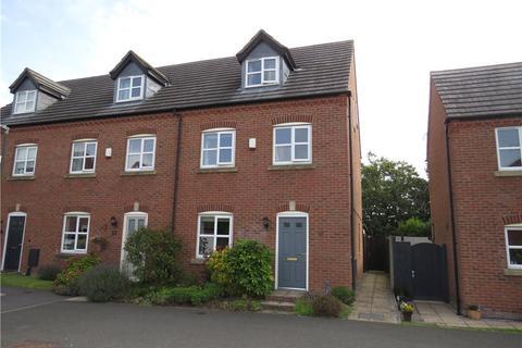 3 bedroom semi-detached house for sale - Haslam Place, Belper