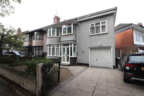 4 bedroom semi-detached house for sale - Blackmoor Drive, Liverpool, Merseyside, L12