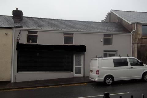 Shop for sale - 234 KIng Street, Brynmawr
