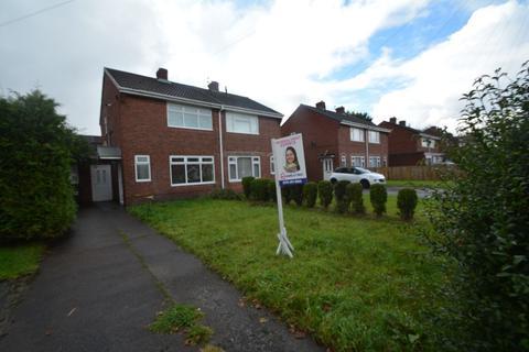 2 bedroom semi-detached house to rent - Terrier Close, Bedlington, Northumberland, NE22