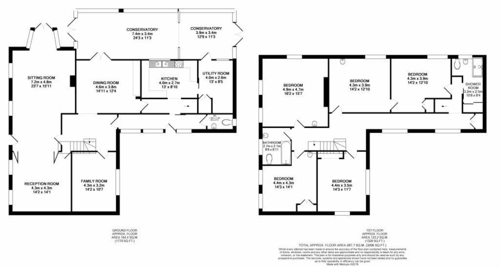 Floorplan 1 of 2: Whitehall House Floor Plan