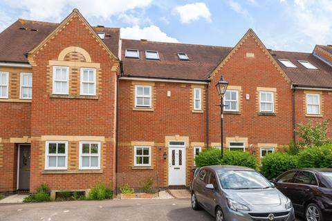 4 bedroom terraced house for sale - Plater Drive, Oxford, Oxfordshire, OX2