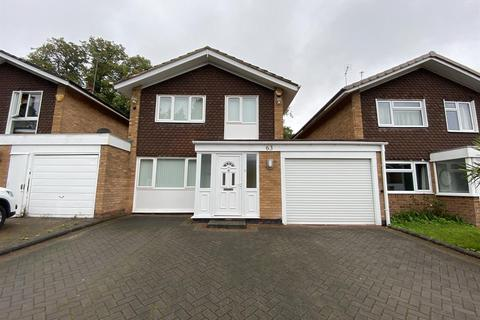 3 bedroom link detached house to rent - Christchurch Close, Birmingham, B15 3NE
