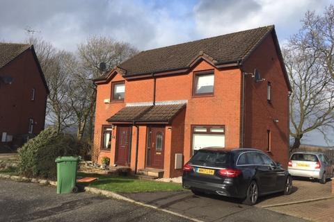 2 bedroom semi-detached house to rent - Glenbuck Avenue, Robroyston, Glasgow G33