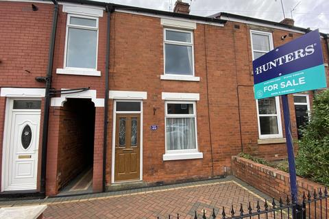2 bedroom terraced house for sale - Wharf Lane, Stonegravels, Chesterfield, S41 7NE