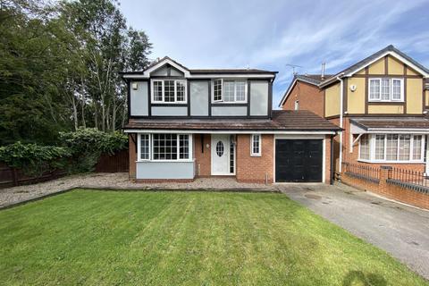 4 bedroom detached house - Skeldale Drive, Chesterfield, S40 2UW