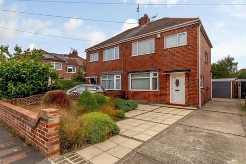 3 bedroom semi-detached house for sale - Welwyn Drive, York, YO10 4LF
