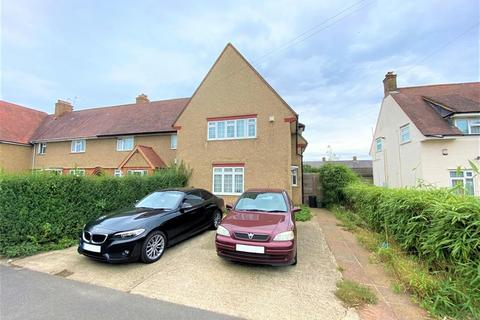 3 bedroom end of terrace house to rent - Seventh Avenue, Hayes, Middlesex, UB3 2ET