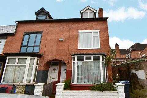 3 bedroom end of terrace house for sale - Philip Sidney Road, Sparkhill