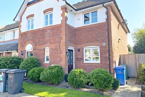 3 bedroom townhouse to rent - Spires Gardens, Winwick, Warrington