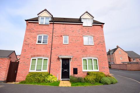 4 bedroom detached house to rent - Battersea Park Way, Mackworth, Derby, DE22 4NJ