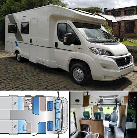 1 bedroom static caravan to rent - Motor Home Northenden