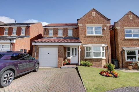 4 bedroom detached house for sale - Millfield, Templetown, Consett, DH8