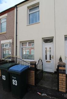 2 bedroom terraced house - Dorset Road, Coventry