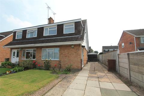 3 bedroom semi-detached house for sale - Borrowdale Close, Wistaston, Crewe, Cheshire, CW2