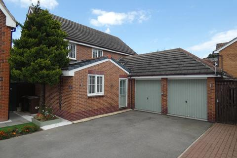 3 bedroom detached house for sale - Roxburghe Dale, Normanton